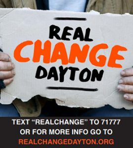 Real Change Dayton