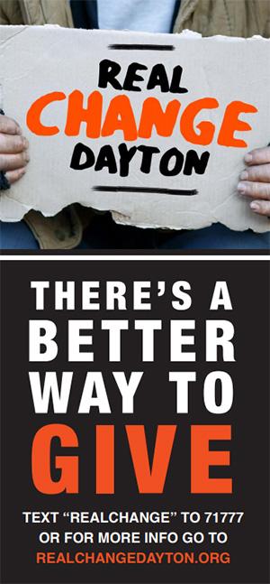 Real Change Dayton