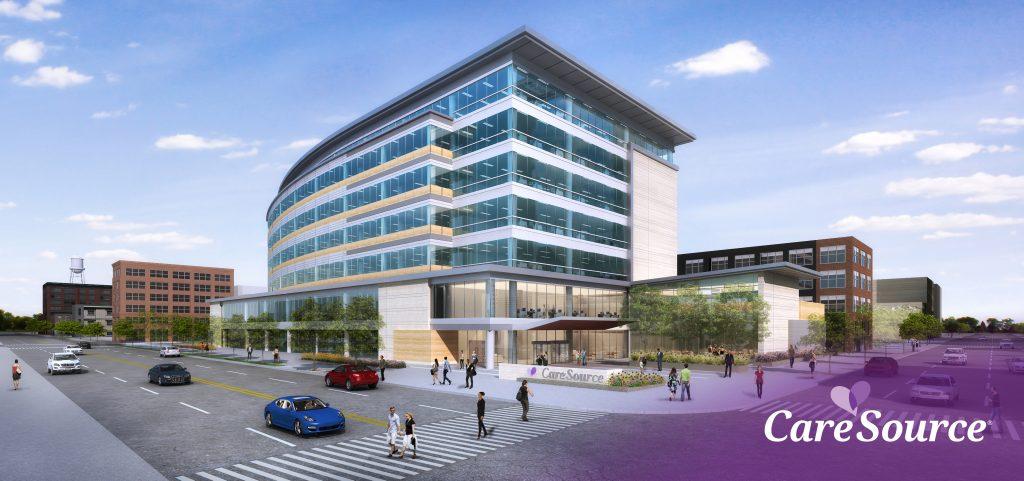 Rendering: CareSource Center City