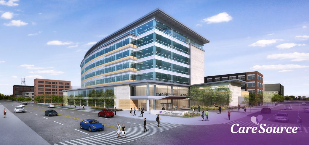 Rendering: CareSource Center City