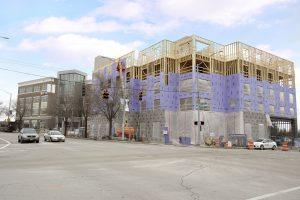 Fairfield Inn Construction
