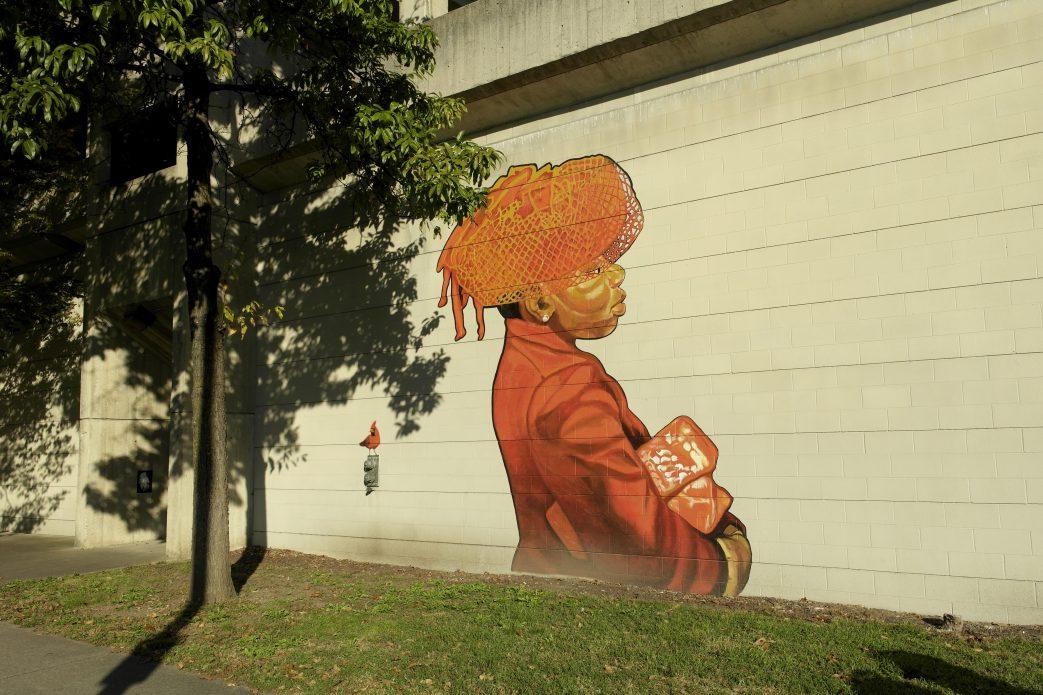 Urban Art Intersections Mural