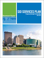 SID Services Plan cover