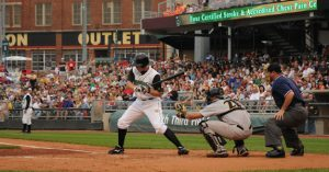 Dayton Dragons Batter