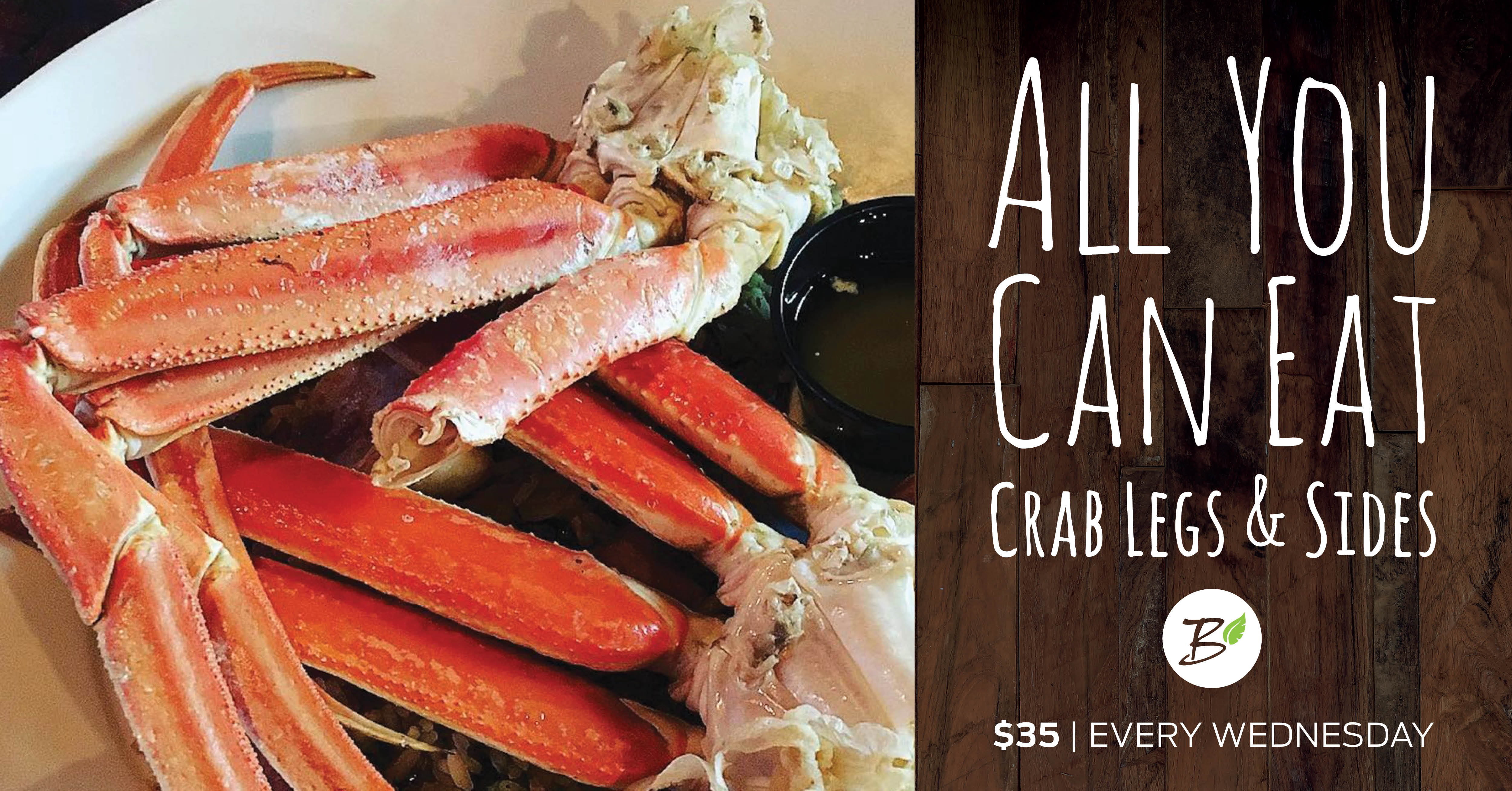 All You Can Eat Crab Legs Downtown Dayton Partnership